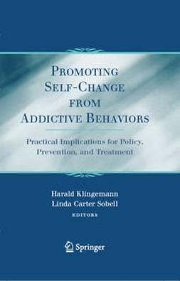 Klingemann, Harald - Promoting Self-Change From Addictive Behaviors, ebook