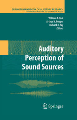 Fay, Richard R. - Auditory Perception of Sound Sources, ebook