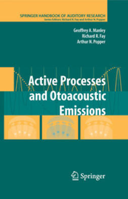 Fay, Richard R. - Active Processes and Otoacoustic Emissions in Hearing, ebook