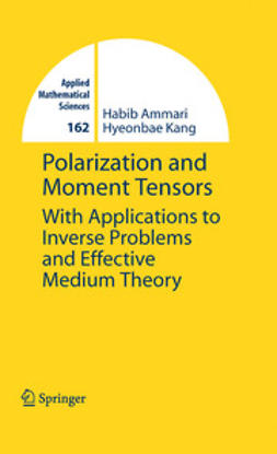 Ammari, Habib - Polarization and Moment Tensors, ebook