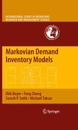 Beyer, Dirk - Markovian Demand Inventory Models, ebook