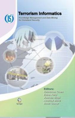 Chen, Hsinchun - Terrorism Informatics, ebook