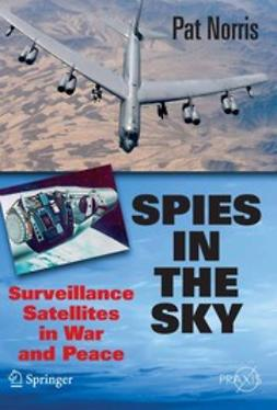 Norris, Pat - Spies in the Sky, ebook