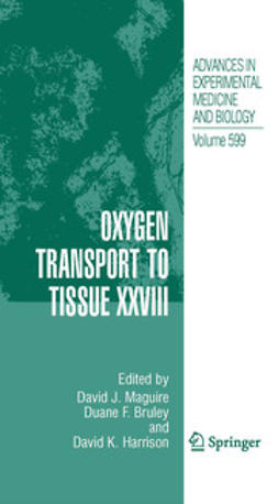 Bruley, Duane F. - Oxygen Transport to Tissue XXVIII, e-kirja