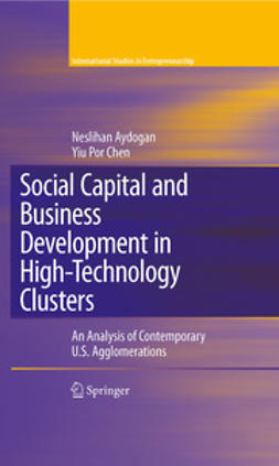 Aydogan, Neslihan - Social Capital and Business Development in High-Technology Clusters, ebook