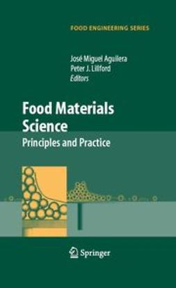 Aguilera, José Miguel - Food Materials Science, ebook
