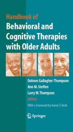 Gallagher-Thompson, Dolores - Handbook of Behavioral and Cognitive Therapies with Older Adults, e-kirja