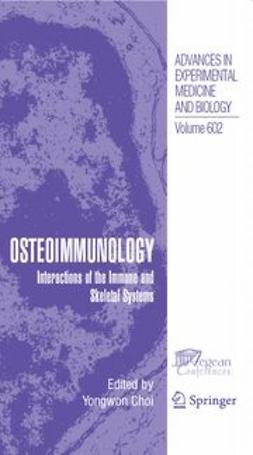 Choi, Yongwon - Osteoimmunology, e-bok