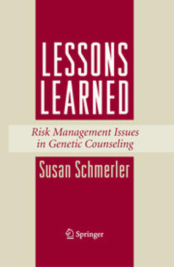 Schmerler, Susan - Lessons Learned, ebook