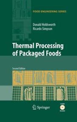 Holdsworth, Donald - Thermal Processing of Packaged Foods, ebook