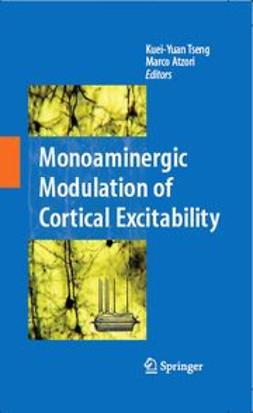 Atzori, Marco - Monoaminergic Modulation of Cortical Excitability, e-bok