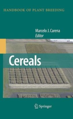 Carena, Marcelo J. - Cereals, ebook