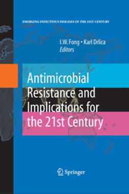 Drlica, Karl - Antimicrobial Resistance and Implications for the Twenty-First Century, e-bok
