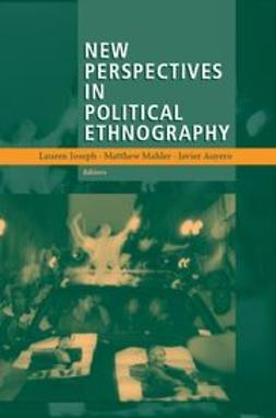 Auyero, Javier - New Perspectives in Political Ethnography, e-kirja