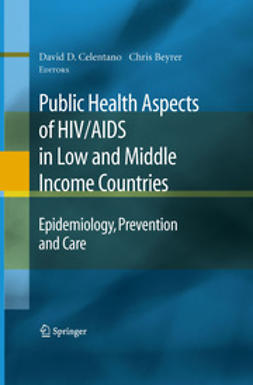 Beyrer, Chris - Public Health Aspects of HIV/AIDS in Low and Middle Income Countries, e-bok