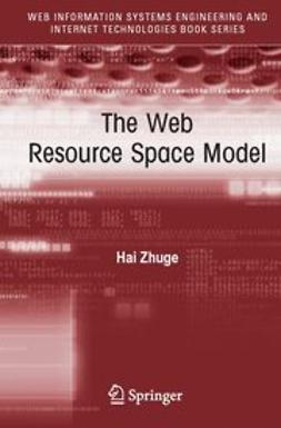 Zhuge, Hai - The Web Resource Space Model, ebook