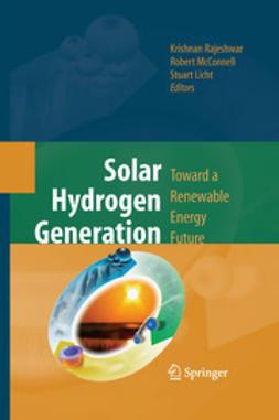 Licht, Stuart - Solar Hydrogen Generation, ebook