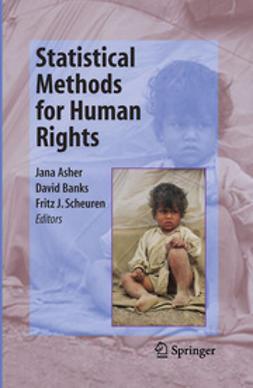 Asher, Jana - Statistical Methods for Human Rights, e-bok