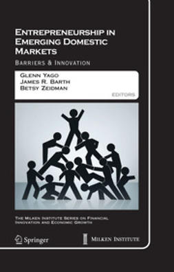 Barth, James R. - Entrepreneurship in Emerging Domestic Markets, e-kirja