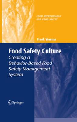 Yiannas, Frank - Food Safety Culture, ebook