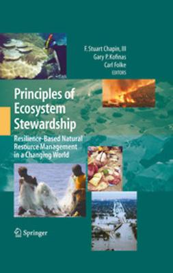 Folke, Carl - Principles of Ecosystem Stewardship, ebook