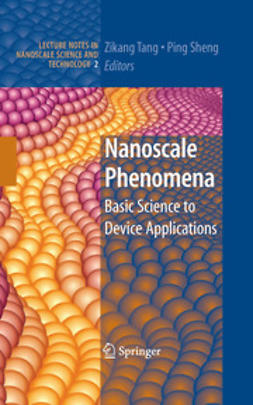 Sheng, Ping - Nanoscale Phenomena, e-bok