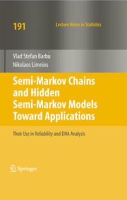 - Semi-Markov Chains and Hidden Semi-Markov Models toward Applications, ebook
