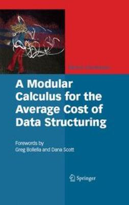 Schellekens, Michel - A Modular Calculus for the Average Cost of Data Structuring, e-bok
