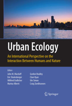Alberti, Marina - Urban Ecology, ebook