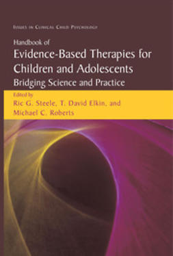 Elkin, T. David - Handbook of Evidence-Based Therapies for Children and Adolescents, e-kirja