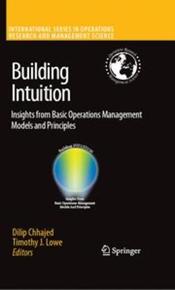 Chhajed, Dilip - Building Intuition, ebook