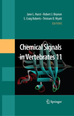 Beynon, Robert J. - Chemical Signals in Vertebrates 11, ebook