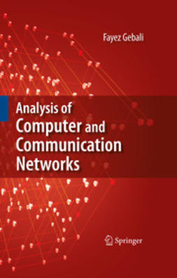 - Analysis of Computer and Communication Networks, e-kirja