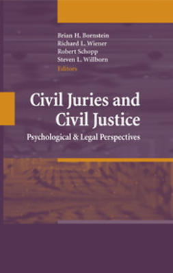 Bornstein, Brian H. - Civil Juries and Civil Justice, ebook