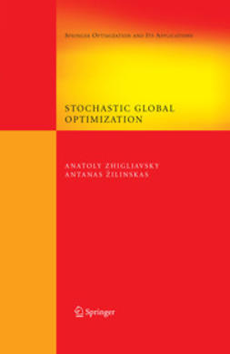 Zhigljavsky, Anatoly - Stochastic Global Optimization, ebook