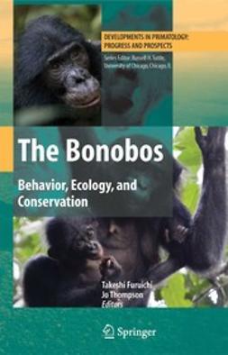Furuichi, Takeshi - The Bonobos, e-bok
