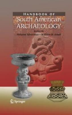 Isbell, William H. - The Handbook of South American Archaeology, e-bok