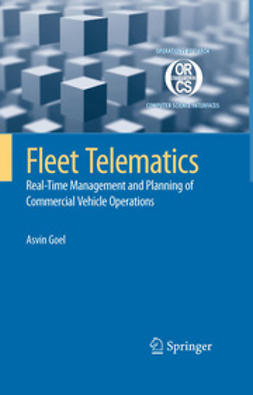 Goel, Asvin - Fleet Telematics, ebook