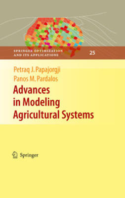 Papajorgji, Petraq J. - Advances in Modeling Agricultural Systems, e-kirja