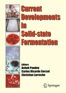 Pandey, Ashok - Current Developments in Solid-state Fermentation, ebook