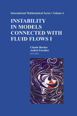 Bardos, Claude - Instability in Models Connected with Fluid Flows I, ebook