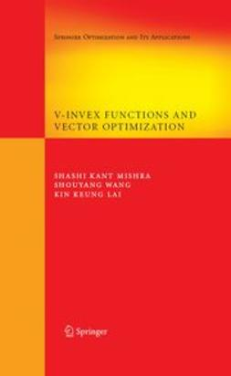 Lai, Kin Keung - V-Invex Functions and Vector Optimization, ebook