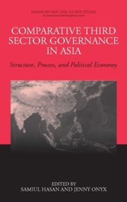 Hasan, Samiul - Comparative Third Sector Governance in Asia, ebook