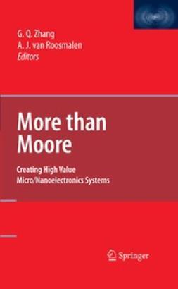 Zhang, Guo Qi - More than Moore, ebook