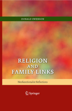 Swenson, Donald - Religion and Family Links, e-kirja