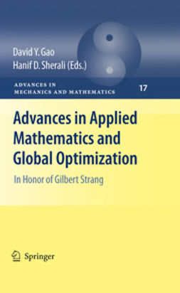 Gao, David Y. - Advances in Applied Mathematics and Global Optimization, ebook
