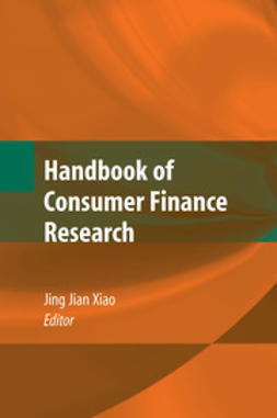 Xiao, Jing Jian - Handbook of Consumer Finance Research, ebook