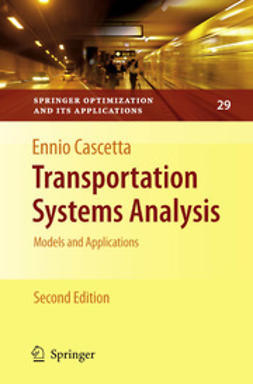 Cascetta, Ennio - Transportation Systems Analysis, ebook