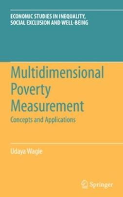 Wagle, Udaya - Multidimensional Poverty Measurement, ebook