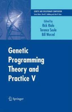 Riolo, Rick - Genetic Programming Theory and Practice V, e-bok